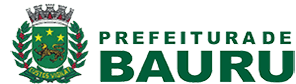 Logo prefeitura de bauru